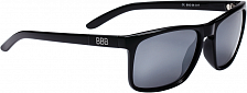 Очки солнцезащитные BBB 2020 Town Glossy Black/Polarized Mirror