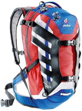 Рюкзак Deuter 2013 Attack 20 fire-cobalt