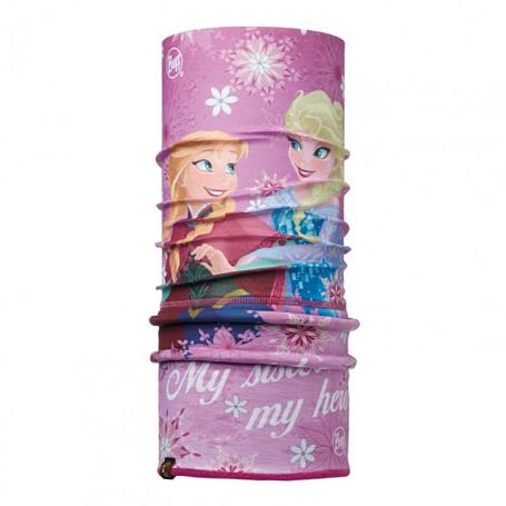 Купить Бандана BUFF Licenses FROZEN JR POLAR SISTERS PINK / MARDI GRAPE Детская одежда 1264016