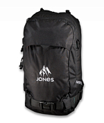 Рюкзак Jones 2017-18 FURTHER BLK 24L