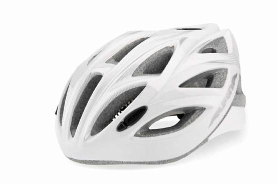 Купить Летний шлем Alpina SMU SOMO Vector white-silver Шлемы велосипедные 1180209