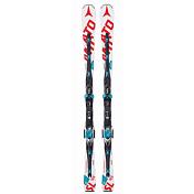 Горные Лыжи с Креплениями Atomic 2016-17 Redster Doubledeck SL & X 12 TL