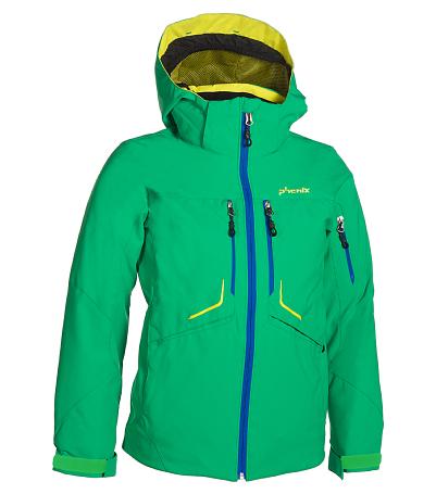 Купить Куртка горнолыжная PHENIX 2015-16 Lyse Jacket GN Одежда 1222956