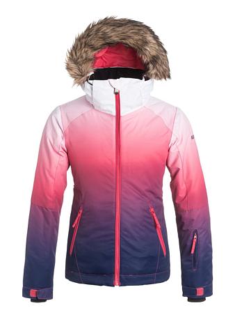 Купить Куртка сноубордическая ROXY 2016-17 JET SKI G GR JK SNJT MLR1 Детская одежда 1279596