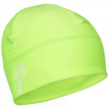 Купить Шапка Bjorn Daehlie Hat POLYKNIT Green Gekko (Зеленый) Головные уборы, шарфы 1103606