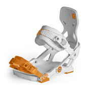 Сноуборд крепления NOW 2013-14 IPO White/Orange