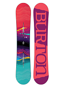 Сноуборд BURTON 2017-18 FEELGOOD FLYING V