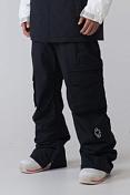 Брюки сноубордические ROMP 2014-15 180 Standard Pant Black /