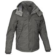 Куртка для активного отдыхаОдежда для активного отдыха<br>Эта куртка из двухслойного материала Powertex выглядит, как шерстяная. Дизайн в стиле одежды первых<br>альпинистских курток и множество практичных деталей, отвечающих сегодняшним требованиям.<br><br>Активность: Каникулы в горах, Горный стиль &amp;#40;альпинизм как стиль жизни&amp;#41;<br>Защитные функции &amp;#40;свойства&amp;#41;: ветрозащитный, водоотталкивающие<br>свойства, утепление &amp;#40;изоляция&amp;#41;<br>Комфорт: практичный<br><br>Основные характеристики модели:<br>- Основные швы проклеены.<br>- Утепленный капюшон на молнии с возможностью регулировки.<br>- Мягкий вязаный внутренний воротник.<br>- вшитые эластичные теплые манжеты для дополнительной защиты рук<br>- центральная молния с внешним ветрозащитным клапаном по всей длине<br>- эластичная система регулировки одной рукой<br>- 4 объемных кармана<br>- 2 наружных кармана на молнии<br>- внутренний шнурок для регулировки ширины талии<br>- внутренний карман на молнии<br>- Пластиковая молния выглядит, как металлическая.<br>- высококачественная внутренняя отделка<br><br>Основной материал: Powertex Performance 2l Drill Melange Tpu Film 5/5 175 / 100%PL<br>Подкладка : Pa Taffeta Wr 65<br>От делка : Водоотталкивающее покрытие DWR &amp;#40;стойкое водоотталкивающее средство&amp;#41;<br>Ут еплитель: PrimaLoft infinity 120g, powerfill 80g<br>Длина спины: 72cm &amp;#40;50/L&amp;#41;<br>Крой: стандартный крой<br>Раз меры: 46/S - 62/6X<br>Вес: 1200g<br><br>Пол: Мужской<br>Возраст: Взрослый<br>Вид: куртка