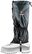 Гетры Deuter 2019-20 Altus Gaiter L Granite/Black