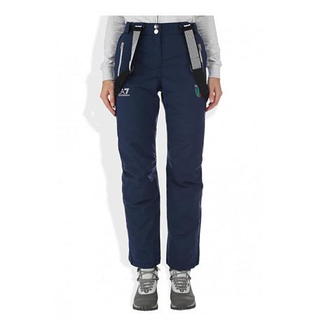 Купить Брюки горнолыжные EA7 Emporio Armani 2013-14 SOCHI SKI OFFICIAL W PANT синий Одежда горнолыжная 1024938