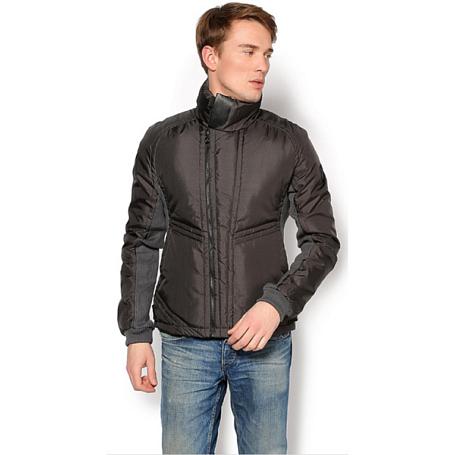Купить Куртка горнолыжная EA7 Emporio Armani 2013-14 Mountain Sport Inspired Private Chalet MOUNTAIN PRIVATE CHALET M JACKET 1 черный Одежда туристическая 1041875