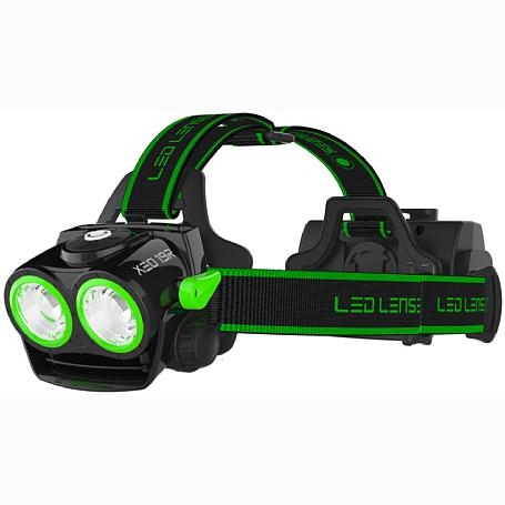 Купить Фонарь налобный Led Lenser 2015 XEO 19R Черный Налобные 1182722