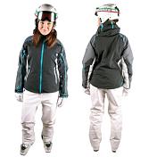 Куртка горнолыжная Salewa Ski CHRONOTROPICPTXWJKT black(черный)
