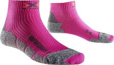 Носки X-bionic 2017 X-socks Run Discovery Lady Розовый
