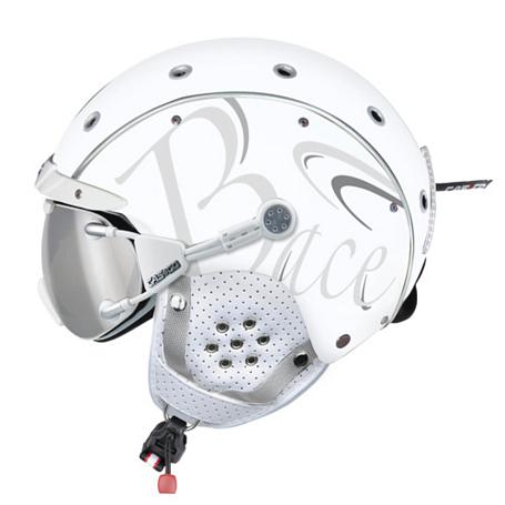 Купить Зимний Шлем Casco SP-3 Airwolf B-Ace white shiny Шлемы для горных лыж/сноубордов 1047892