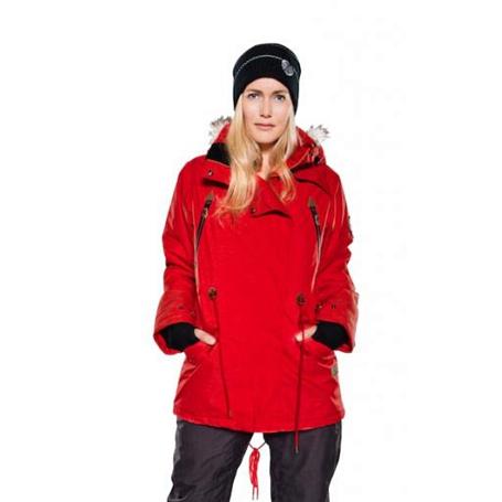 Купить Куртка сноубордическая I FOUND 2014-15 ORCHID JACKET RED Одежда 1140739