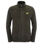 ����� ������������� THE NORTH FACE 2015-16 M 200 SHADOW FZIP BLACK INK GREEN BLACK/GREEN / ������