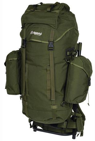 Купить Рюкзак охотничий Bergans Finnmark 100 L Dk Green Рюкзаки туристические 1074493