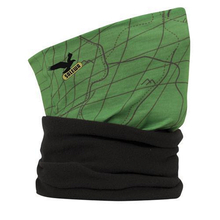 Купить Бандана Salewa ICONO PL HEADBAND M mountain Chlorop., Головные уборы, шарфы, 752965