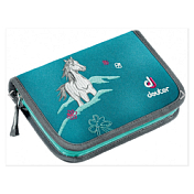 Пенал Deuter Pencil Box - empty petrol horse