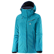 ������ ����������� Salomon 2016-17 Fantasy Jkt W Kouak Blue