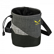 ����� ��� �������� Salewa 2015 Chalk and Chalk Bags CHALKBAG HORST BLACK /