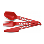 Столовые приборы Primus Lightweight TrailCutlery Red