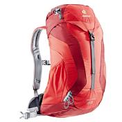 РюкзакРюкзаки универсальные<br>Deuter AC Lite 22 - эти спортивные, яркие рюкзаки для однодневных походов выпускаются в модной цветовой гамме, красивой формы и компактных размеров-стильные и функциональные. <br> Плавные обводы и компактная форма остались неизменными. <br> <br> Особенности: <br> - система Aircomfort Advanced <br> - анатомические мягкие плечевые лямки, обшитые сетчатой тканью 3D AirMesh <br> - карман в верхнем клапане <br> - карман для мелких вещей на молнии <br> - удобная застёжка с одной пряжкой <br> - отражатель 3M <br> - петли для телескопических палок <br> - боковые эластичные карманы <br> - совместимость с системой снабжение питьевой водой <br> - встроенный съёмный чехол от дождя <br> <br> Материал: Microrip-Nylon/Ripstop 210 <br> Вес 930гр. <br> Объём 22 л. <br>Размеры: 55x30x20 см.