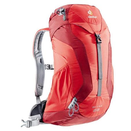 Купить Рюкзак Deuter 2015 Aircomfort AC Lite 22 fire-cranberry Рюкзаки универсальные 1073459