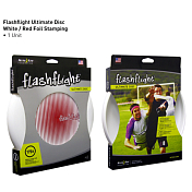 Летающий диск Nite Ize Flashflight Ultimate Disc White/Red