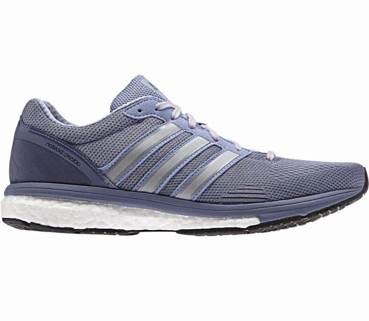 Купить Марафонки Adidas 2016 ADIZERO BOSTON BOOS PRIBLU/SILVMT/SUPPUR Кроссовки для бега 1247909