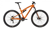 Велосипед ROCKY MOUNTAIN INSTINCT 930 2016 MATTE BURNT ORANGE/ROCKY MOUNTAIN RED/BLACK