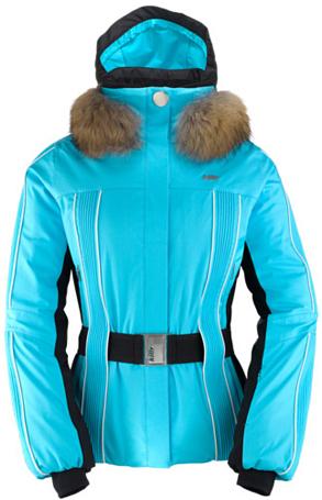Купить Куртка горнолыжная Killy 2013-14 CYBELE W JKT DIVE BLUE (голубой) Одежда 1022193