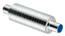 Ролик для структуры TOKO Structurite Roller (ролик для нанесения структуры , синий)