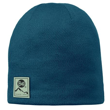 Купить Шапка BUFF KNITTED HATS SOLID OCEAN Банданы и шарфы Buff ® 1169389