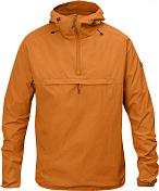 Куртка для активного отдыхаОдежда для активного отдыха<br>Легкий анорак для активного отдыха.<br> <br> Характеристики:<br> <br> -состав - 54% полиамид, 46% хлопок<br> -защита от ветра и осадков<br> -карман-кенгуру намолнии<br> -высокий ворот, застежка-молния<br> -вентиляция<br> -эластичные манжеты<br> -прямой крой<br> -логотип на рукаве<br>