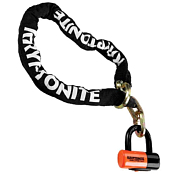 Замок велосипедный Kryptonite Chains New York Noose  1213 (12mm x 130cm) withEVS4 Disc 14mm Shackle -