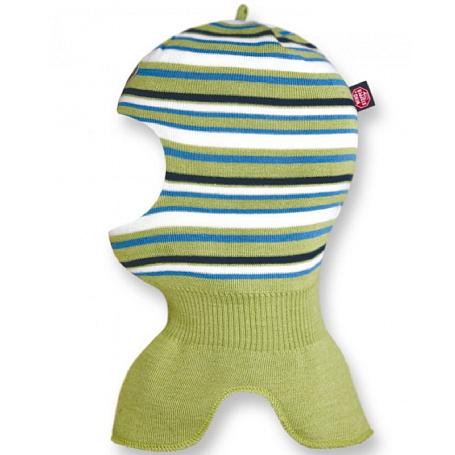 Купить Маска (балаклава) Kama DB15 (lime) салатовый Детская одежда 867266
