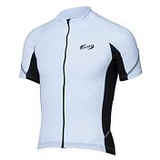 Джерси BBB ComfortFit jersey s.s. white black (BBW-235)
