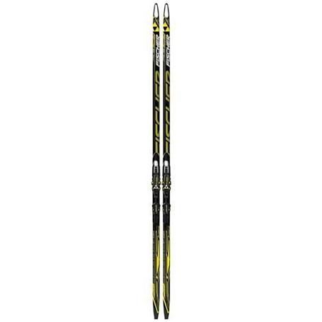 Купить Беговые лыжи FISCHER 2014-15 CARBON SK COLD STIFF NIS HOLE, лыжи, 1007459