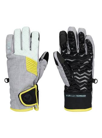 Перчатки горные Quiksilver 2015-16 HIGH FIV GLOVES J GLOV HERITAGE HEATHER