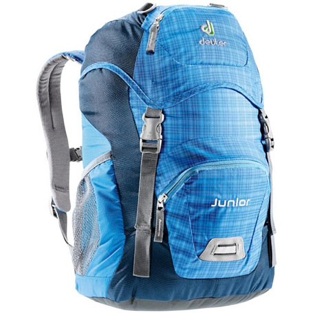 Рюкзак Deuter 2015 Family Junior coolblue check