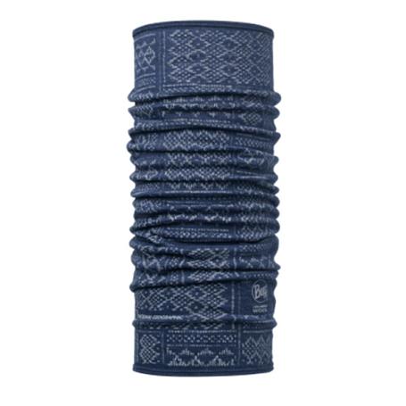 Купить Бандана BUFF NAT GEO MERINO WOOL JERONIMUS DENIM Банданы и шарфы Buff ® 1263700