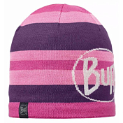 Шапка Buff KNITTED HATS BUFF OVEL PLUM