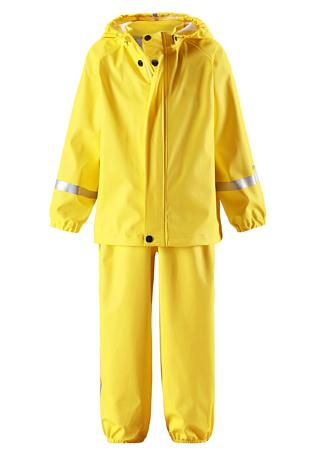Купить Костюм для активного отдыха Reima 2018 Tihku Yellow, Детская одежда, 1351621