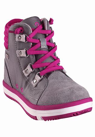 Купить Ботинки городские (средние) Reima 2016-17 WETTER СЕРЫЙ Обувь для города 1274397