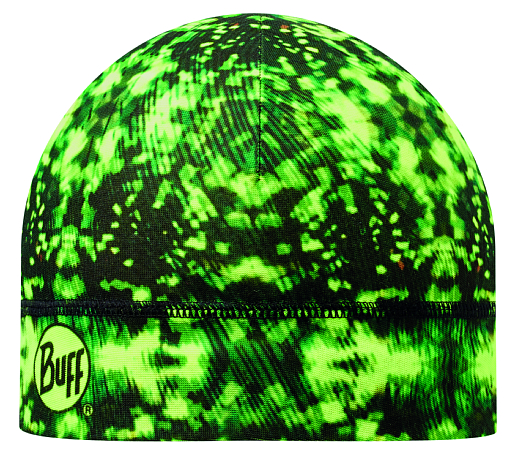 Купить Шапка BUFF MICROFIBER 1 LAYER HAT CARSON YELLOW FLUOR Банданы и шарфы Buff ® 1169185