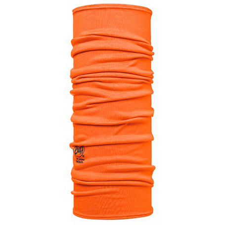 Бандана BUFF WOOL BUFF Solid Colors PUMPKIN