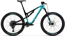 Велосипед Rocky Mountain Thunderbolt Carbon 50 2019 TURQUOISE/BK